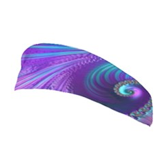Abstract Fractal Fractal Structures Stretchable Headband
