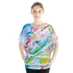 Art Abstract Abstract Art Blouse