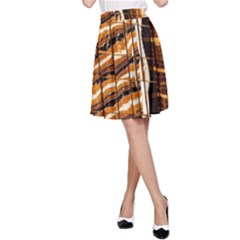 Abstract Architecture Background A Line Skirt