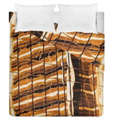 Abstract Architecture Background Duvet Cover Double Side (queen Size)