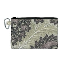 Pattern Decoration Retro Canvas Cosmetic Bag (medium)