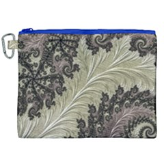 Pattern Decoration Retro Canvas Cosmetic Bag (xxl)