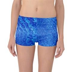Background Art Abstract Watercolor Reversible Boyleg Bikini Bottoms
