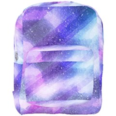 Background Art Abstract Watercolor Full Print Backpack