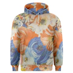 Texture Fabric Textile Detail Men s Overhead Hoodie
