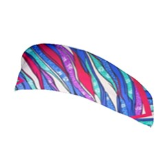 Texture Pattern Fabric Natural Stretchable Headband