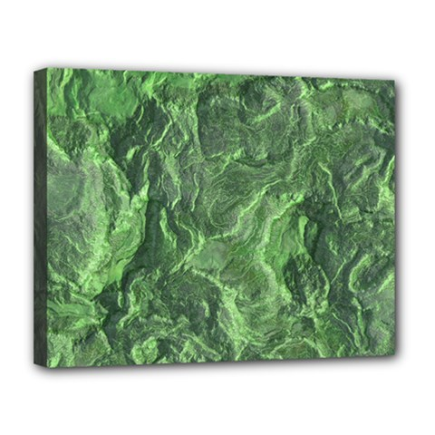 Geological Surface Background Canvas 14  X 11