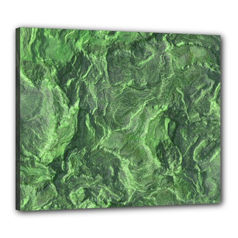 Geological Surface Background Canvas 24  X 20