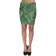 Geological Surface Background Bodycon Skirt