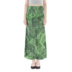 Geological Surface Background Full Length Maxi Skirt