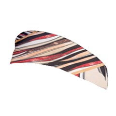 Fabric Texture Color Pattern Stretchable Headband