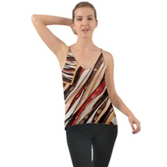 Fabric Texture Color Pattern Cami