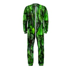 The Leaves Plants Hwalyeob Nature Onepiece Jumpsuit (kids)