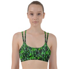 The Leaves Plants Hwalyeob Nature Line Them Up Sports Bra