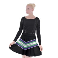 Suffragette Suspender Skater Skirt