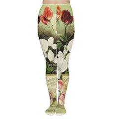 Flowers 1776617 1920 Women s Tights