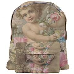 Cupid   Vintage Giant Full Print Backpack by Valentinaart