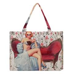 Retro 1265777 1920 Medium Tote Bag by vintage2030