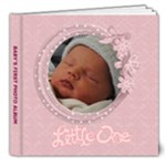 SWEET BABY OF MINE 8x8 - 8x8 Deluxe Photo Book (20 pages)