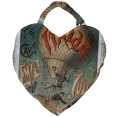 Vintage 1181673 1280 Giant Heart Shaped Tote by vintage2030
