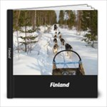 Finland book - 8x8 Photo Book (20 pages)