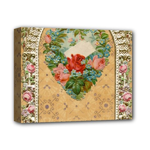 Valentine 1171144 1920 Deluxe Canvas 14  X 11  by vintage2030