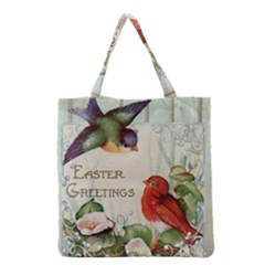 Easter 1225824 1280 Grocery Tote Bag by vintage2030