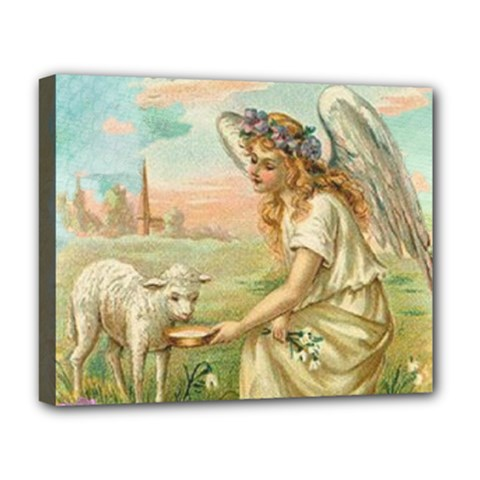 Easter 1225814 1280 Deluxe Canvas 20  X 16   by vintage2030
