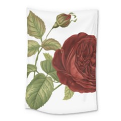 Rose 1077964 1280 Small Tapestry by vintage2030
