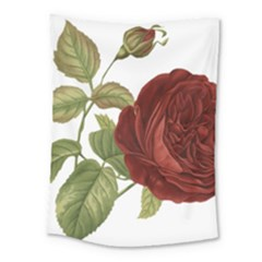 Rose 1077964 1280 Medium Tapestry by vintage2030
