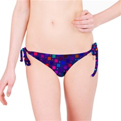 Squares Square Background Abstract Bikini Bottom