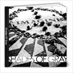 Shades of Grey - 8x8 Photo Book (30 pages)