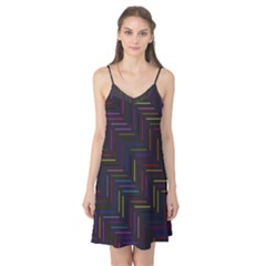Lines Line Background Camis Nightgown