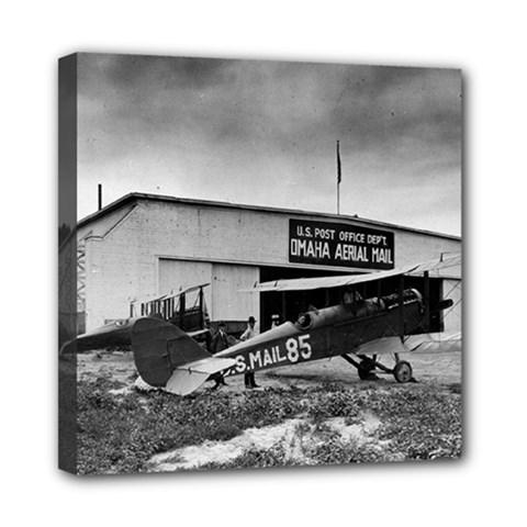 Omaha Airfield Airplain Hangar Multi Function Bag