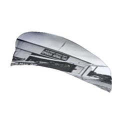 Omaha Airfield Airplain Hangar Stretchable Headband