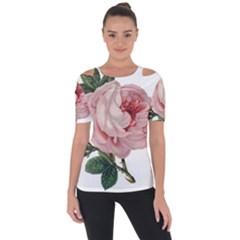 Rose 1078272 1920 Short Sleeve Top