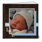 Baby Love - 8x8 Photo Book (20 pages)