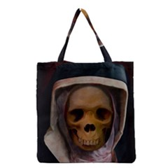 Save My Soul Grocery Tote Bag by vwdigitalpainting