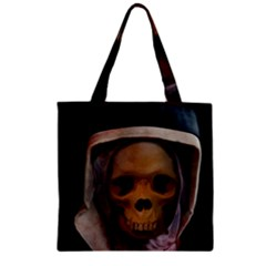 Save My Soul Zipper Grocery Tote Bag by vwdigitalpainting