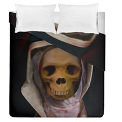 Save My Soul Duvet Cover Double Side (queen Size) by vwdigitalpainting