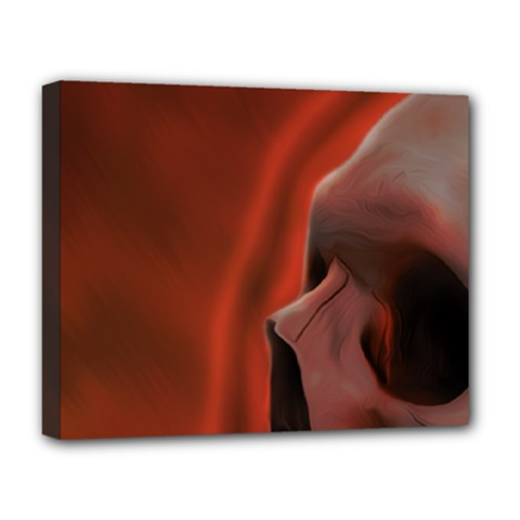 Power Deluxe Canvas 20  X 16   by vwdigitalpainting