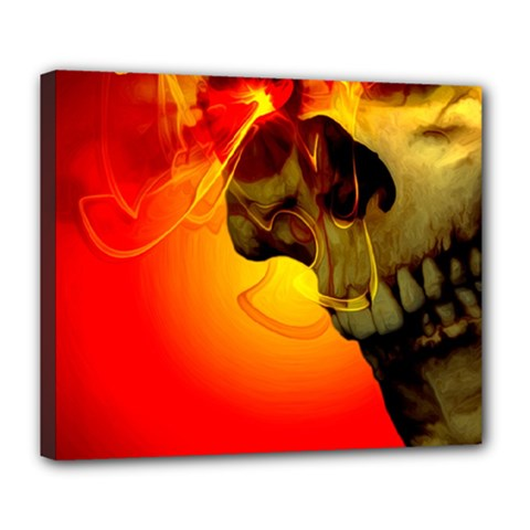 Flare Deluxe Canvas 24  X 20   by vwdigitalpainting