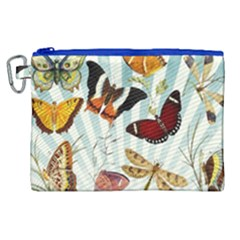 Butterfly 1064147 1920 Canvas Cosmetic Bag (xl) by vintage2030