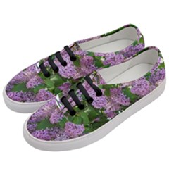 Lilacs 2 Women s Classic Low Top Sneakers by dawnsiegler