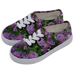 Lilacs 2 Kids  Classic Low Top Sneakers by dawnsiegler