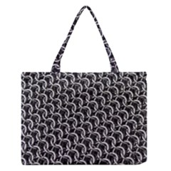 Igp3346 Chainmail Zipper Medium Tote Bag by PhotoThisxyz