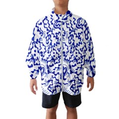 Dna Lines Wind Breaker (kids)