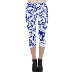 Direct Travel Capri Leggings