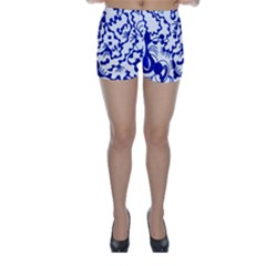 Direct Travel Skinny Shorts