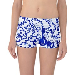 Direct Travel Reversible Boyleg Bikini Bottoms